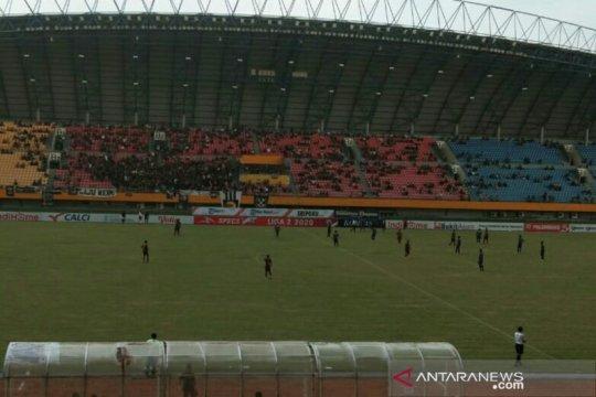 Sriwijaya FC kalahkan PSIM Yogyakarta pada laga perdana