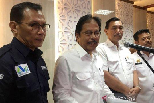 Kementerian ATR pastikan kesehatan Sofyan Djalil negatif corona