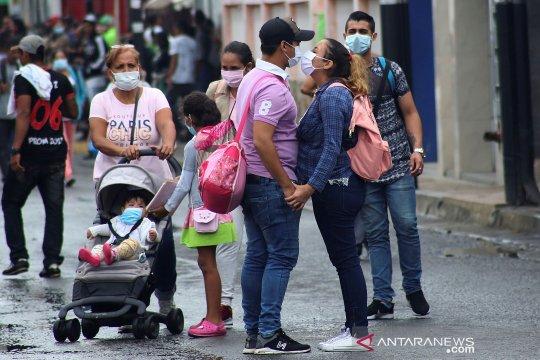 Wali kota Venezuela tandai rumah pasien COVID dengan simbol merah