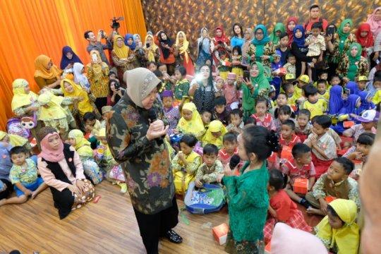 Dampak COVID-10, Kelompok Bermain dan TK di Surabaya diliburkan