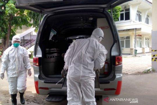 Satu pasien dalam pengawasan di RSMS Purwokerto meninggal dunia