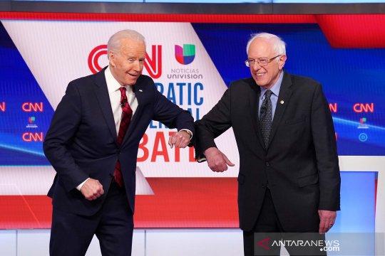 Debat capres AS dari partai Demokrat