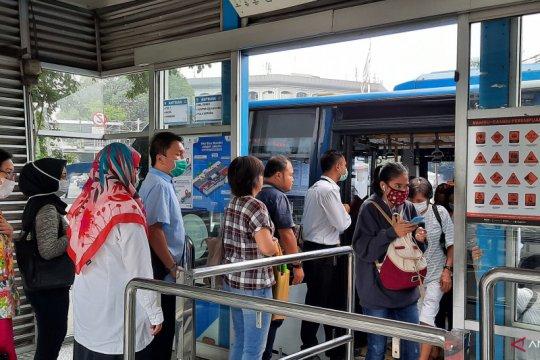 TransJakarta tutup Halte Pasar Baru mulai 16 Desember