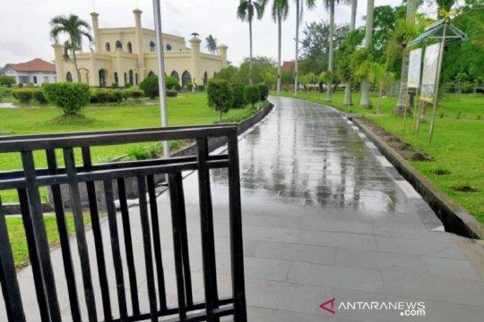 Istana Siak ditutup untuk umum, antisipasi penyebaran wabah Corona