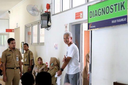 Gubernur Jawa Tengah minta seluruh rumah sakit batasi besuk