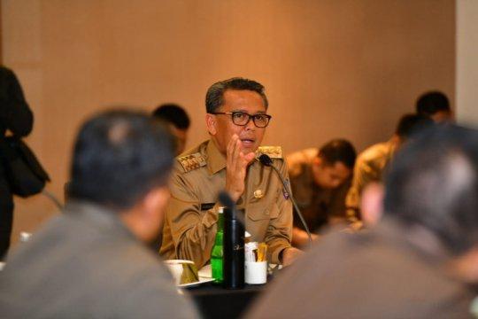 Gubernur Sulsel tunjuk kepala BPBD jadi Ketua Gugus Pencegahan Corona