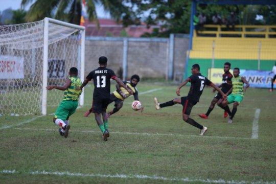 Persewar Waropen menang 4-0 hadapi Ribas FC