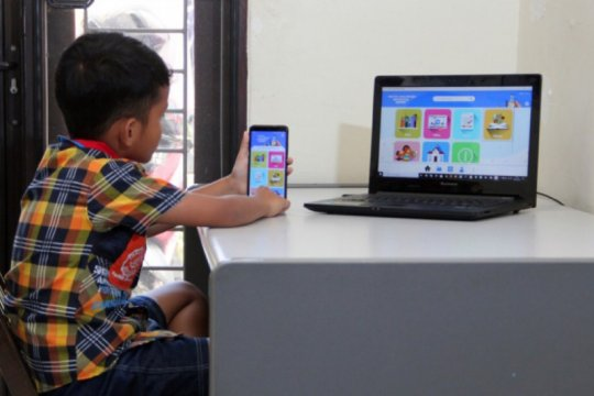 Lima platform online untuk belajar di rumah