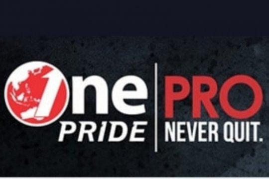 Laga One Pride periode Maret-April ditunda karena corona