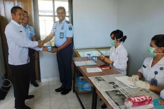 Puluhan ASN di Rutan Kupang jalani tes urine cegah narkoba