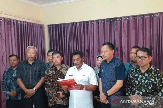 Bupati Belitung keluarkan instruksi meliburkan sekolah