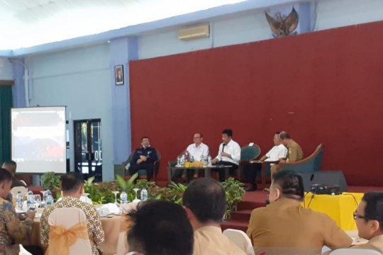 Rakornas Forum Sekda Seluruh Indonesia di Batam ditunda