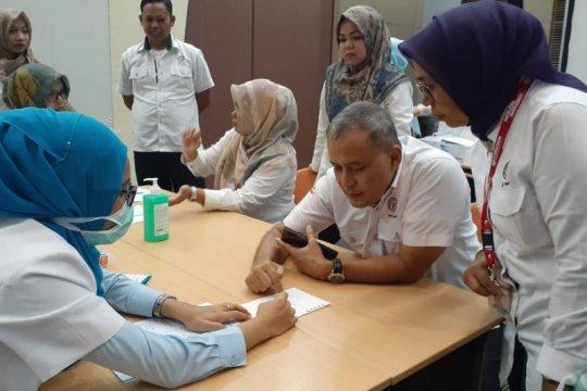 Semen Padang vaksin karyawan antisipasi COVID-19