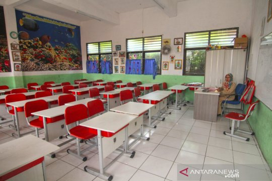 Sekolah di Depok diliburkan