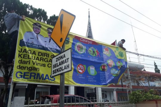 Dinkes: Mantan Wawali Kota Padang Panjang dan istri positif COVID-19
