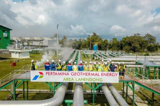 Pemerintah dukung penuh target pengembangan sumur baru di WKP Lahendong