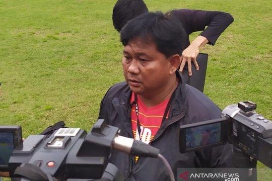 Sriwijaya FC tetap latihan meski kompetisi dihentikan sementara