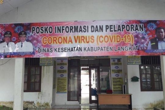 Antisipasi COVID-19, Dinkes Langkat periksa warga dari luar negeri