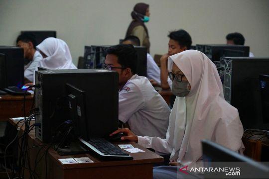Pelaksanaan UNBK di Yogyakarta