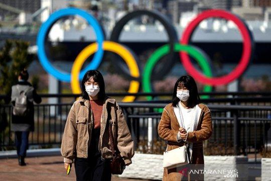 IOC serahkan keputusan penonton asing ke Jepang