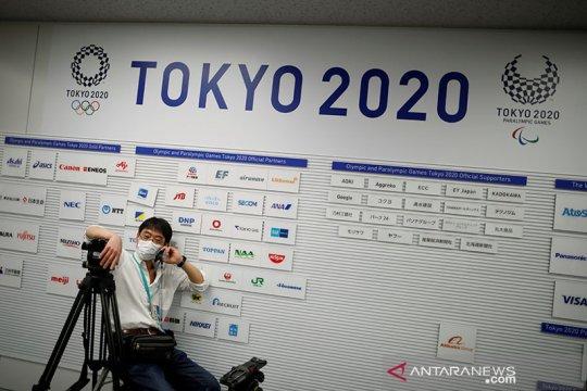 """Menara """"Tokyo Skytree"""" sambut Paralimpiade Tokyo dengan gemerlap lampu"""