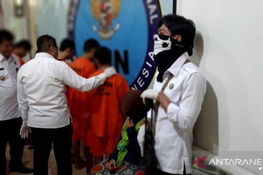 BNNP Jambi tangkap sindikat narkoba jaringan lapas