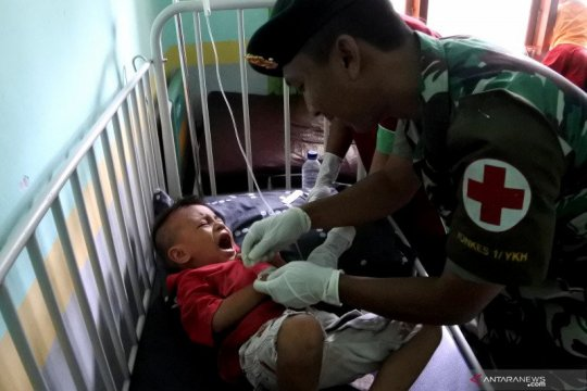 1.313 pasien DBD di Sikka berhasil disembuhkan