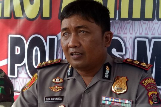 Kapolres: Aparat TNI-Polri terus kejar KKB di Tembagapura