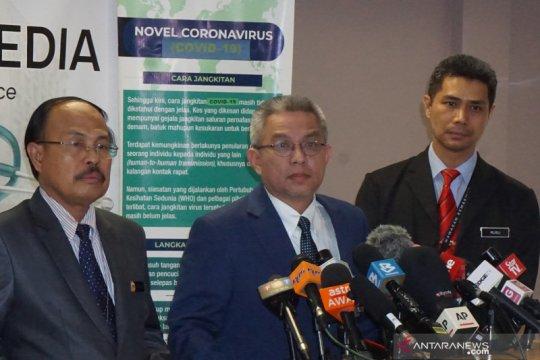 Dua orang pasien COVID-19 di Malaysia meninggal