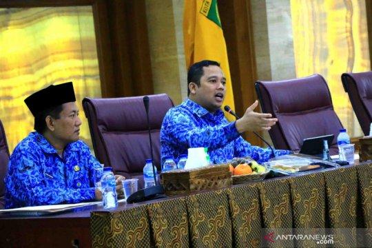 Pemerintah Kota Tangerang izinkan sebagian pegawai kerja dari rumah