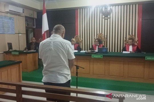 Mantan Kakanwil Depag Jambi divonis lima tahun penjara
