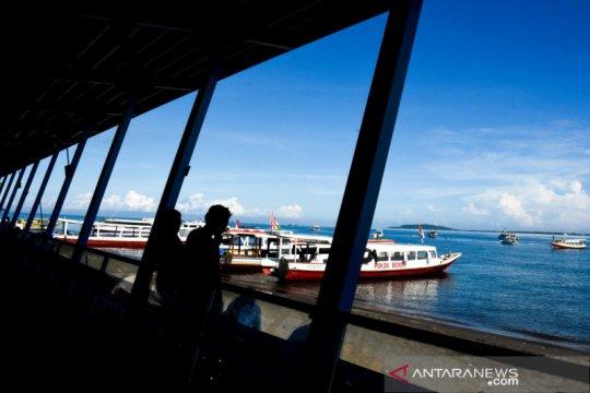 Akses masuk tiga Gili ditutup untuk wisatawan asing