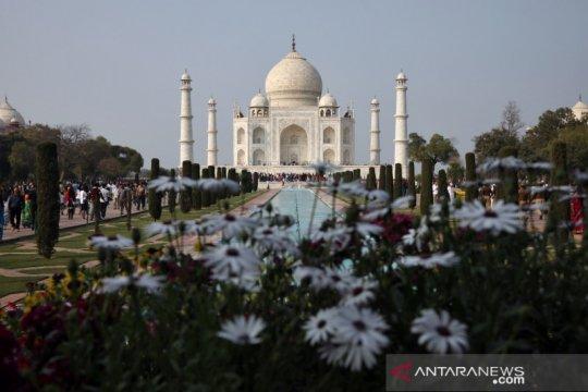 Infeksi virus corona di India melonjak menjadi 5,82 juta