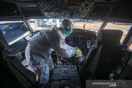 Kemenhub minta ke maskapai riwayat pilot meninggal karena corona
