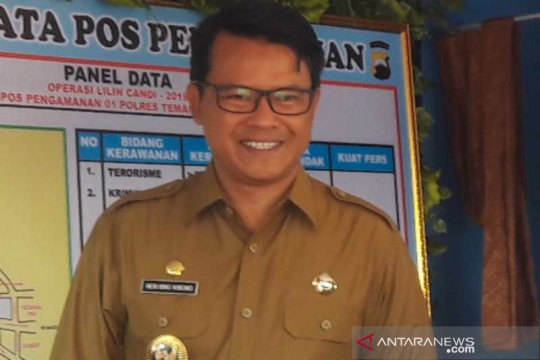 Cegah Corona, Musrenbang kabupaten dan wilayah di Temanggung ditunda