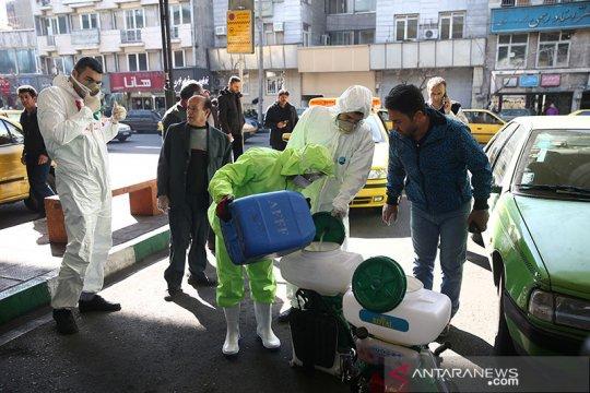 Iran peringatkan virus corona gelombang kedua
