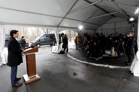 PM Kanada tegur provinsi agar lakukan usaha lebih lawan COVID-19