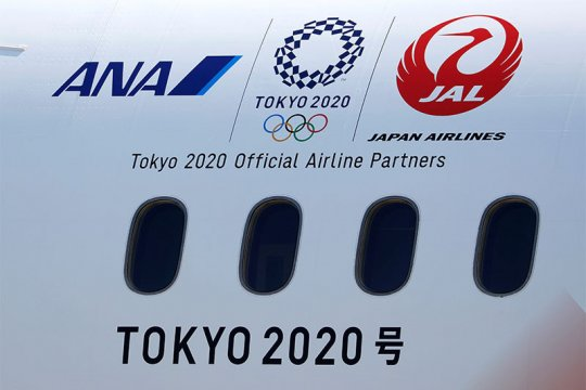 FCCJ tarik gambar satir gabungan logo Olimpiade Tokyo dan virus corona