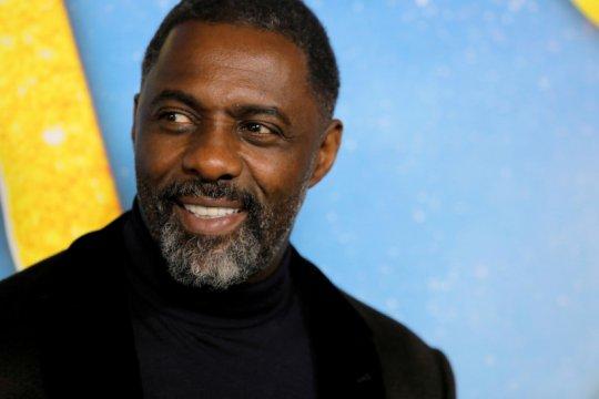 Idris Elba bicara virus corona karena termotivasi Tom Hanks