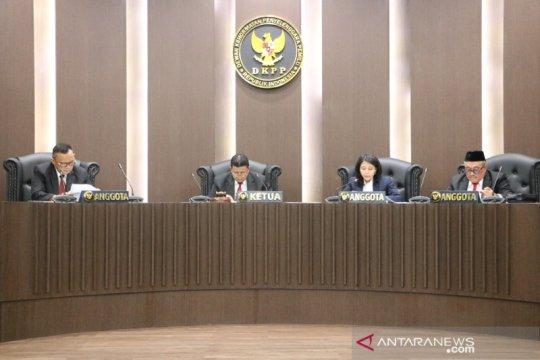 DKPP menunda sidang pemeriksaan selama darurat COVID-19