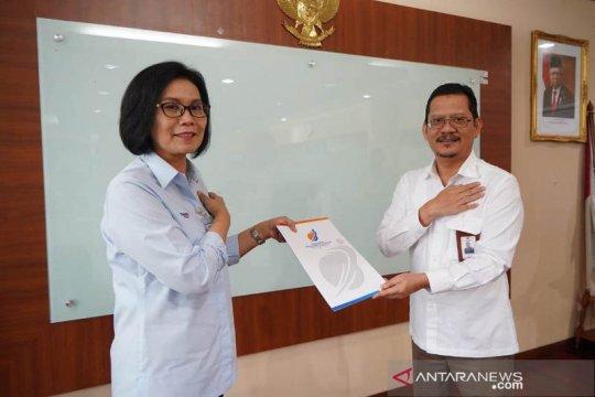 Erick Thohir ganti Direktur Keuangan Peruri