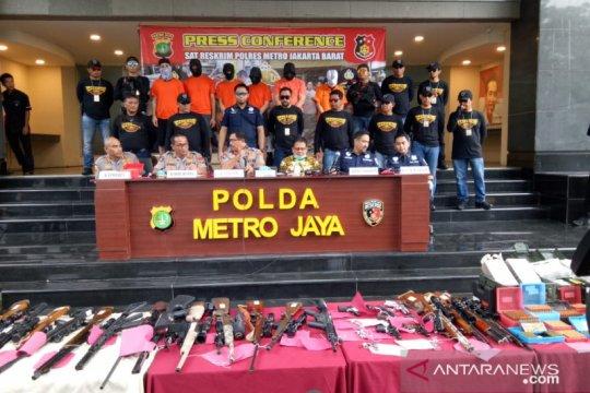 Ombudsman sebut senjata api ilegal picu kejahatan lain