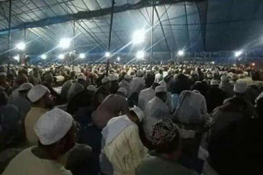 Pemkab Gowa isolasi ribuan peserta Ijtima Dunia