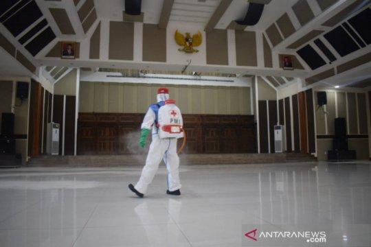 PMI Kota Tangerang terima banyak permintaan penyemprotan disinfektan