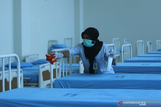 Surabaya tambah kapasitas ruang rawat pasien COVID-19