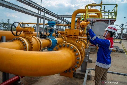 Pertagas siapkan uji coba komersial jaringan pipa gas Gresik-Semarang