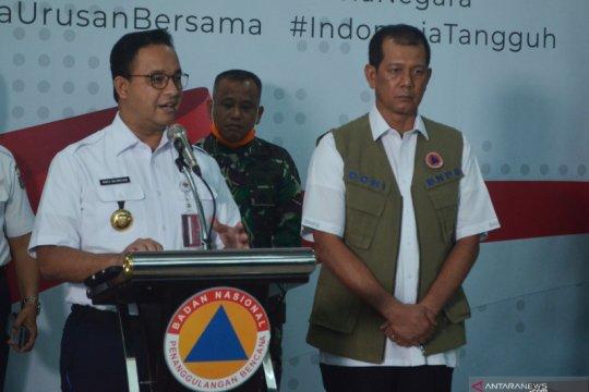 Percepatan penanganan  COVID-19 di Jakarta