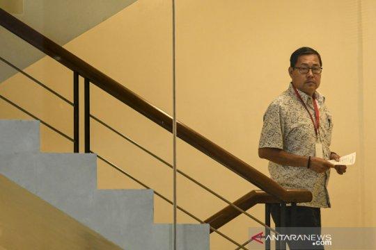 KPK periksa mantan Ketua DPRD Bengkalis Abdul Kadir