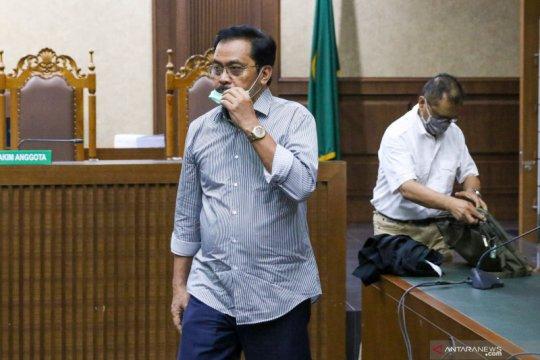 Pengacara minta Nurdin Basirun dibebaskan dari segala tuntutan
