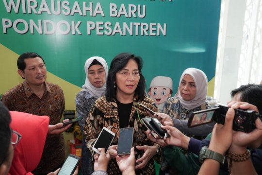 Kemenperin gelar Program Santripreneur di Yogyakarta dan Jateng